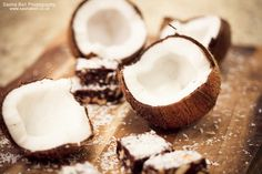 Coconut Craving - Day 57/365 by Sasha Bell, via Flickr