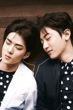 beautyeol:  48/ ∞colorings;sehun&chanyeol  ↳ requested by the lovable porkdo-bi