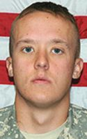 Army Pfc. Jacob H. Wykstra Died May 28, 2014 Serving During Operation Enduring Freedom 21, of Thornton, Colo.; assigned to 1st Battalion, 12...