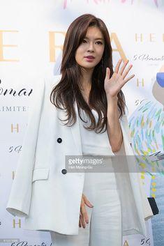 South Korean actress Lee Sun-Bin attends the HERA FW Eric Giriat Collaboration' Launch Photocall on September 2016 in Seoul, South Korea. Lee Sun Bin, Most Beautiful, Beautiful Women, September 22, Korean Actresses, South Korea, Jun, Seoul, Asian Beauty