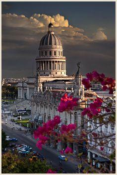 #Capitolio, #LaHabana #Cuba