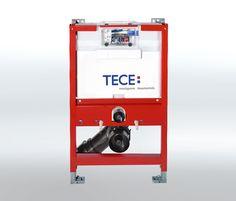 Tece One - Noa Intelligent Design - Aachen | Tece One | Pinterest ... Hi Tech Badezimmer Ausstattung Wc Terminal
