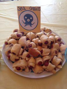 Octonauts themed food