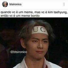Um meme lindu desses bicho kkkk♡♡ Bts Memes, Memes Br, Bts Boys, Bts Bangtan Boy, Jimin, Jhope, Bts Derp Faces, Funny Faces, Humor Mexicano