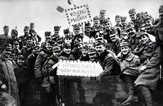 1. čs. delostrelecký pluk sa chystá na južné Slovensko
