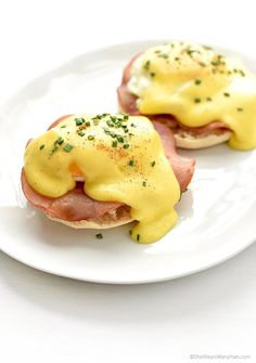 Eggs Benedict Recipe on Yummly. @yummly #recipe