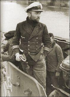 Kapitänleutnant Günther Prien, commander of U 47 - 6 July 1940