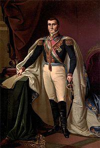 Emperador Agustín I de México / Josephus Arias Huerta.