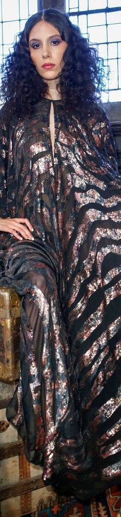 Mara Hoffman - Fall Winter 2016/2017 Mara Hoffman, Fall 2015, Autumn Fashion, Fall Winter, Copper, Bronze, Gowns, Clothing, Accessories