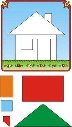 Recortar y pegar is part of Preschool worksheets - Láminas para recortar y pegar Preschool Learning Activities, Preschool Curriculum, Preschool Worksheets, Infant Activities, Preschool Activities, Zoo Preschool, Preschool Centers, Color Activities, Puzzles For Toddlers