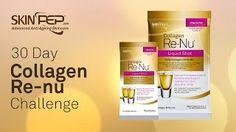 Skin: Collagen Re-Nu Liquid Shot - Skinpep - Stirred Not Shaken   Blonde Male