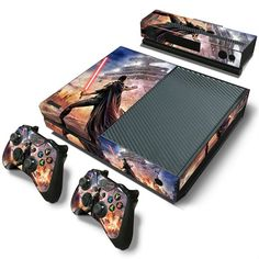 From HelloDefiance.com  http://www.hellodefiance.com/products/resistance-skin-xbox-one-protector?utm_campaign=social_autopilot&utm_source=pin&utm_medium=pin