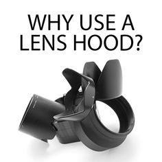 Why use a lens hood? A look at the benefits of using a lens hood, the various hood types available, and some disadvantages of the lens hoods. Written by Discover Digital Photography. Dslr Photography Tips, Mixed Media Photography, Photography Lessons, Photography For Beginners, Photography Equipment, Photography Backdrops, Photography Business, Photography Tutorials, Digital Photography
