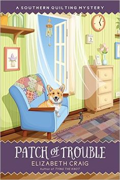 """Read """"Patch of Trouble A Southern Quilting Mystery, by Elizabeth Craig available from Rakuten Kobo. When it comes to solving cold cases, nothing is ever cut and dried… Quilter Beatrice Coleman is enjoying the sleepy peac. I Love Books, Books To Read, My Books, Best Mysteries, Cozy Mysteries, Fall To Pieces, Thing 1, Fiction And Nonfiction, Mystery Books"""