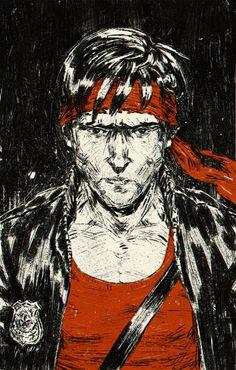 Kung Fury, Pius Bak on ArtStation at… Kung Fury, Marshall, Comic Book Artists, Freelance Illustrator, Cyberpunk, Adventure Time, Illustrators, Pop Culture, Movie Tv