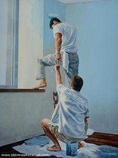 Gay Art by Steve Walker