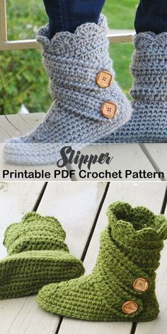 25 + › Make a pair of cozy slippers. slipper crochet + › Make a pair of cozy slippers. slipper crochet patterns – crochet pattern pdf – h… Make a pair of cozy slippers. slipper crochet patterns – crochet pattern pdf – h… - Cardigans Crochet, Crochet Clothes, Crochet Mittens Pattern, Knitting Patterns, Beanie Pattern, Knitting Tutorials, Kids Patterns, Diy Knitting Ideas, Free Crochet Slipper Patterns