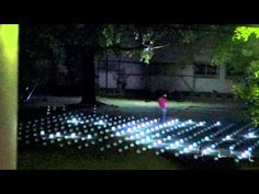 閃光 [Flash] - Tokushima LED Art Festival - YouTube