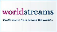 WorldStreams Radio -. Weaving a tapestry of beautiful music from around the world.