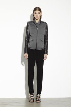 DKNY Pre-Fall 2013 Collection Slideshow on Style.com