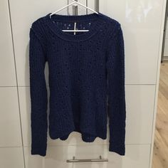 Free people sweater Well loved free people sweater Free People Sweaters Crew & Scoop Necks