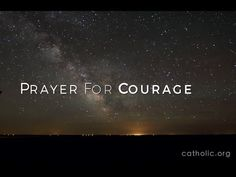 Prayer For Courage HD video