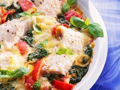 Fisch-Gemüsegratin ist ein Rezept mit frischen Zutaten aus der Kategorie Blattgemüse. Probieren Sie dieses und weitere Rezepte von EAT SMARTER!