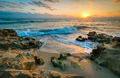 Ross Witham Beach - Stuart, Florida