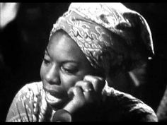 Nina Simone- Feeling good