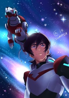 Keith and Red Lion by Autumn-Sacura on DeviantArt