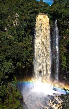 Thomson's Falls - Kenia