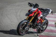 Racing Cafè: Ducati Hypermotard 939 SP Ducati Performance 2016