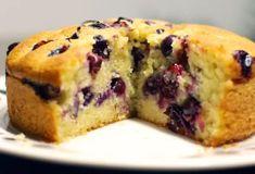 Fotorecept: Hroznový koláč Jamieho Oliviera Muffin, Cookies, Baking, Breakfast, Cake, Food, Basket, Delicious Food, Crack Crackers