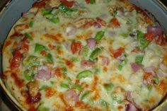 easy recipe of tandoori chicken pizza. Pizza Recipe Without Oven, Veg Pizza Recipe, Pizza Recipes, Cooking Recipes, Cooking Time, Vegetarian Pizza, Healthy Pizza, Greek Recipes, Indian Food Recipes