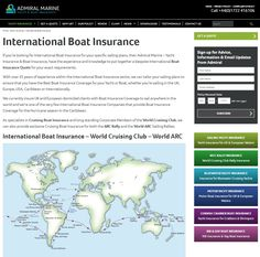 Admiral Marine - Yacht Insurance & Boat Insurance offer International Boat Insurance Coverage & Quotes for UK & European Domiciled Clients. Hanse Yachts, Rib Boat, Cruise Boat, Boat Insurance, Seo Consultant, Motor Yacht, Insurance Quotes, Motor Boats, Read News
