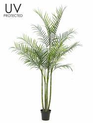 8' Outdoor Areca Artificial Palm Trees. #QualitySilkPlants