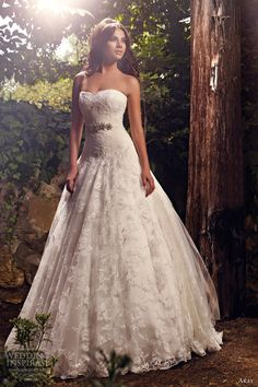 GORGEOUS!  Wedding Dresses.  Please let them know that you found them thru Jevel Wedding Planning's Pinterest Account.  Keywords: #weddinggowns #jevelweddingplanning Follow Us: www.jevelweddingplanning.com  www.facebook.com/jevelweddingplanning/