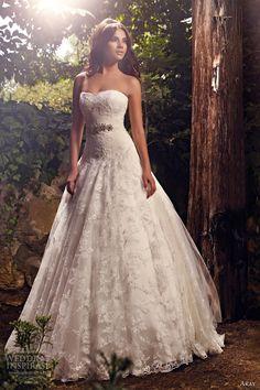 wedding dress:)