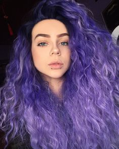 """24k Likes, 124 Comments -  TTHRSLY  (@lastfeastofthewolves) on Instagram: """"Still freaking obsessed with this lippie  DETAILS: Hairdye: @arcticfoxhaircolor in purple rain…"""""""