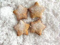 Narancsos-fahéjas gluténmentes csillagok - tej- és tojásmentes recept Kis Blanka – Gluténmentes gasztronómia rovatának egy újabb gyöngyszeme. Narancsos-fahéjas gluténmentes karácsonyi csillagok tej- és tojásmentesen elkészítve Tej, Gingerbread Cookies, Animal Print Rug, Gluten Free, Paleo, Vegan, Food, Gingerbread Cupcakes, Glutenfree