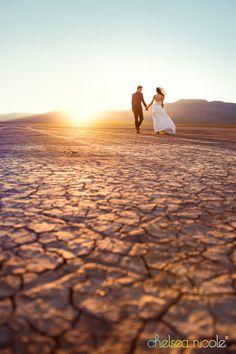 Miranda and Ryan's Las Vegas Desert Wedding