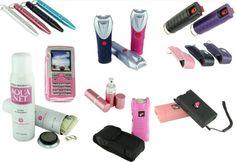 Damsel in Defense offers a variety of equipment to keep women safe! www.mydamselpro.net/khudak