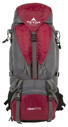 b569fd523eee TETON SPORTS Hiker 3700 Ultralight Internal Frame Backpack – Not Your Basic  Backpack  High-Performance Backpack for Hiking