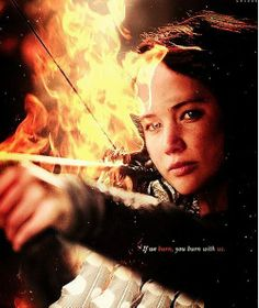 """If we burn, you burn with us"""