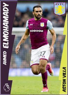 Aston Villa, Premier League, Chelsea, Football, Club, Running, Baseball Cards, Sports, Soccer