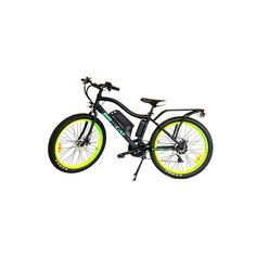 Big Cat Electric Bikes Ghost Rider Electric Bike, Multicolor