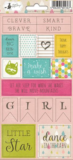 Make A Wish, How To Make, Think Big, Move Mountains, Say Hello, Little Girls, Clever, Scrapbooking, Let It Be