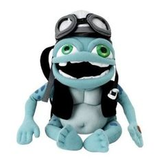 ANNOYING THING CRAZY BIKER FROG (Toy) http://www.amazon.com/dp/B004C6OMSY/?tag=pindemons-20 B004C6OMSY
