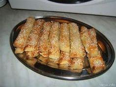 » Bastoncini di patate e sesamo - Ricetta Bastoncini di patate e sesamo - Ricetta di Misya