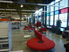 Case: Entressen Library in Espoo-MODEL PROGRAMME FOR PUBLIC LIBRARIES
